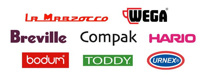 coffee brand logos